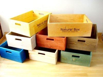 画像3: 【ワインボックス】ナチュラルカラーワインボックス木箱 リビング、キッチン収納に♪