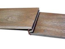 画像7: 【木製メニューブック】 綴じ紐タイプ(A4,B5横型):桐仕様(オーク塗装) (7)
