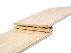 画像5: 【木製メニューブック】 綴じ紐タイプ(A4,B5横型):桐仕様(透明塗装) (5)