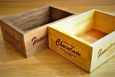 画像3: 【チョコレートボックス】インテリア、キッチンなどの雑貨入れに最適!アンティーク調 チョコレートボックス