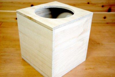 画像3: 【桐製 ごみ箱(ダストボックス)】高級素材の桐からつくった素敵なダストボックス