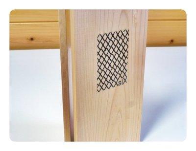 画像3: 【木製メニューブック】縦の長さが指定できる特注サイズ(ひのき仕様)