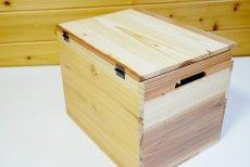 画像6: 【新聞ストッカー】新聞収納木箱・ラック(新聞整理収納箱) (6)