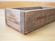 画像11: 【チーズボックス】アンティーク仕上げのおしゃれでレトロなチーズボックス♪ (ZK510) 木箱雑貨 vintage cheese wood box (11)