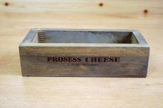 画像8: 【チーズボックス】アンティーク仕上げのおしゃれでレトロなチーズボックス♪ (ZK510) 木箱雑貨 vintage cheese wood box (8)