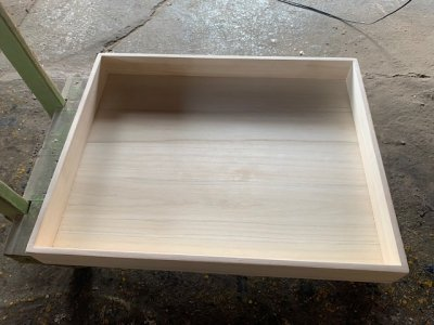 画像3: 【箱庭療法用 木箱】砂箱 セラピー メンタルケア セルフセラピー 箱庭セラピー