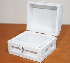 画像7: 【海賊宝箱】シンプル海賊箱(ミニサイズ) (7)