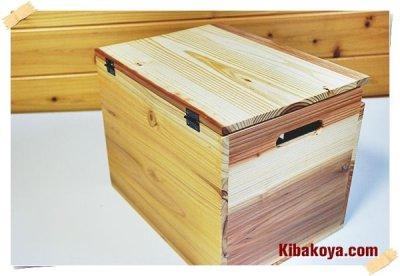画像3: 【新聞ストッカー】新聞収納木箱・ラック(新聞整理収納箱)